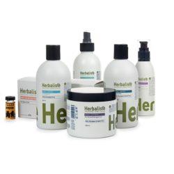 סדרת מוצרי טיפוח לשיער Herbaliste