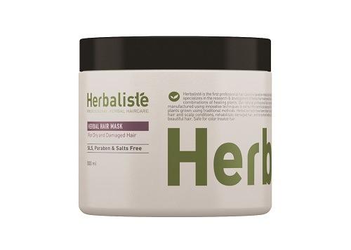 מסיכה צמחית על בסיס צמחי מרפא מבית Herbaliste