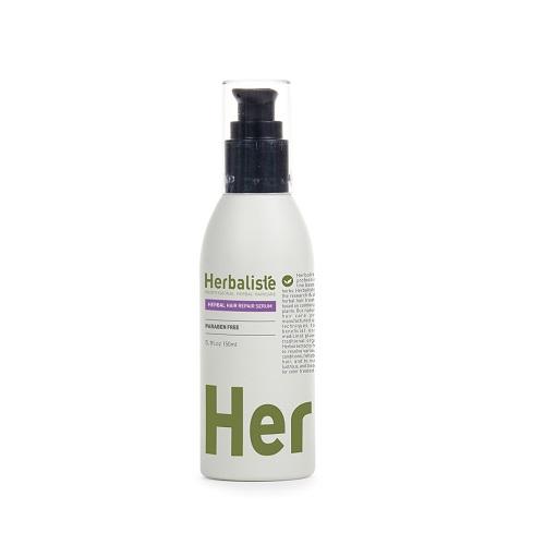 סרום צמחי לשיקום השיער על בסיס צמחי מרפא מבית Herbaliste