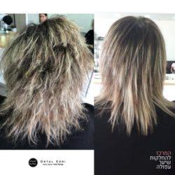 לפתוח את השנה בראש חלק - אורטל אדרי המרכז להחלקות שיער בעפולה