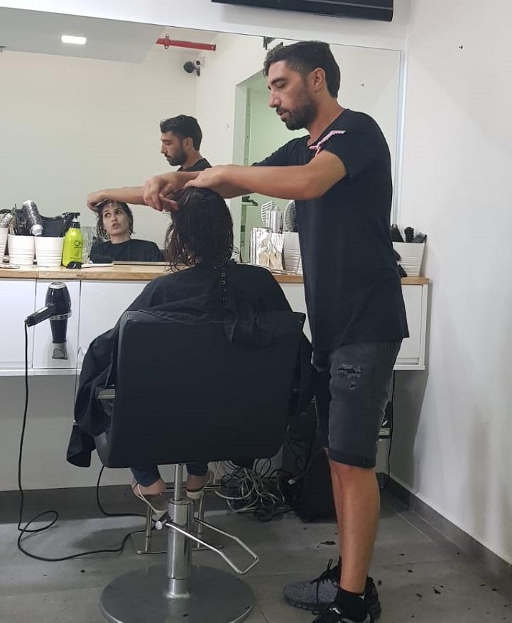 אורטל אדרי המרכז להחלקות שיער בעפולה