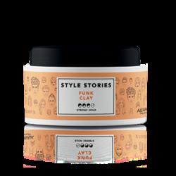 חימר לפיסול ועיצוב השיער מסדרת PASTES של STYLE STORIES