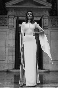 שמלת המעצבת טל קדם קרדיט יחצ תמונה samuel sarfat