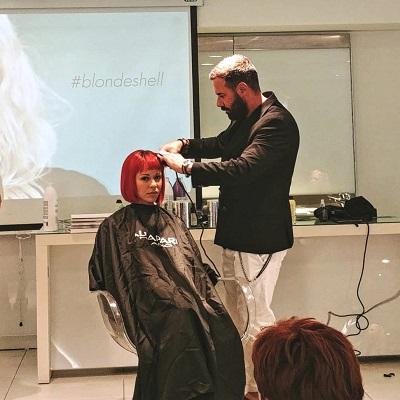 מימו לייזר (Mimmo laserra) פרזנטור ALFAPARF MILANO הגיע לישראל עם קולקציית שיער חדשה!