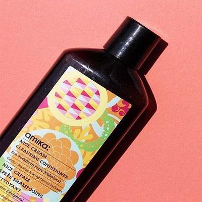 מותג השיער הבינלאומי amika מציג את סדרת : Nice Cream Cleansing Conditioner