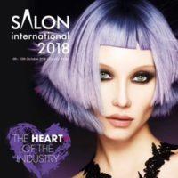 מראות השיער של סלון אינטרנשיונל - לונדון 2018