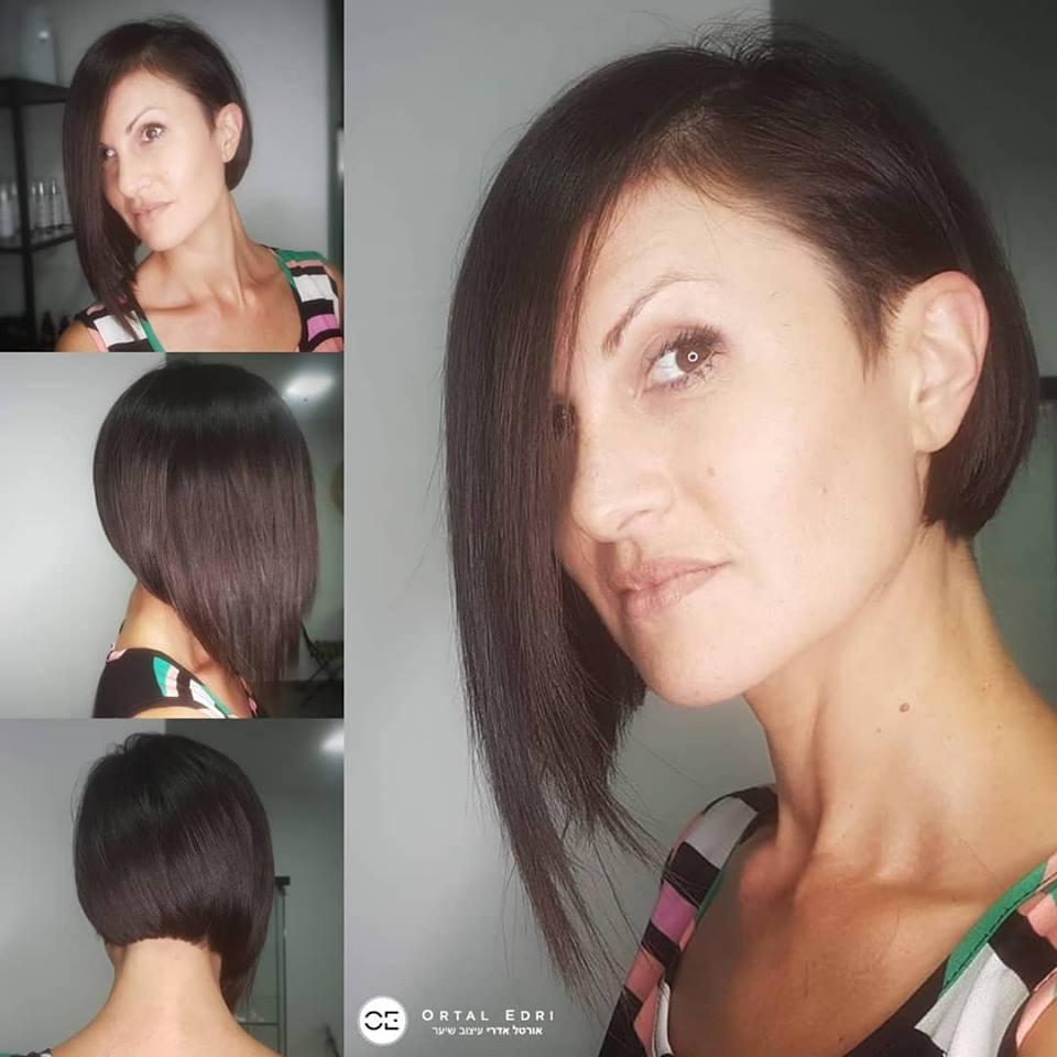 המרכז להחלקות שיער בעפולה בראשותו של אורטל אדרי