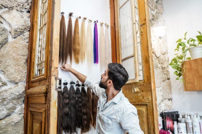 עידן אלוק- עיצוב שיער ראשון לציון