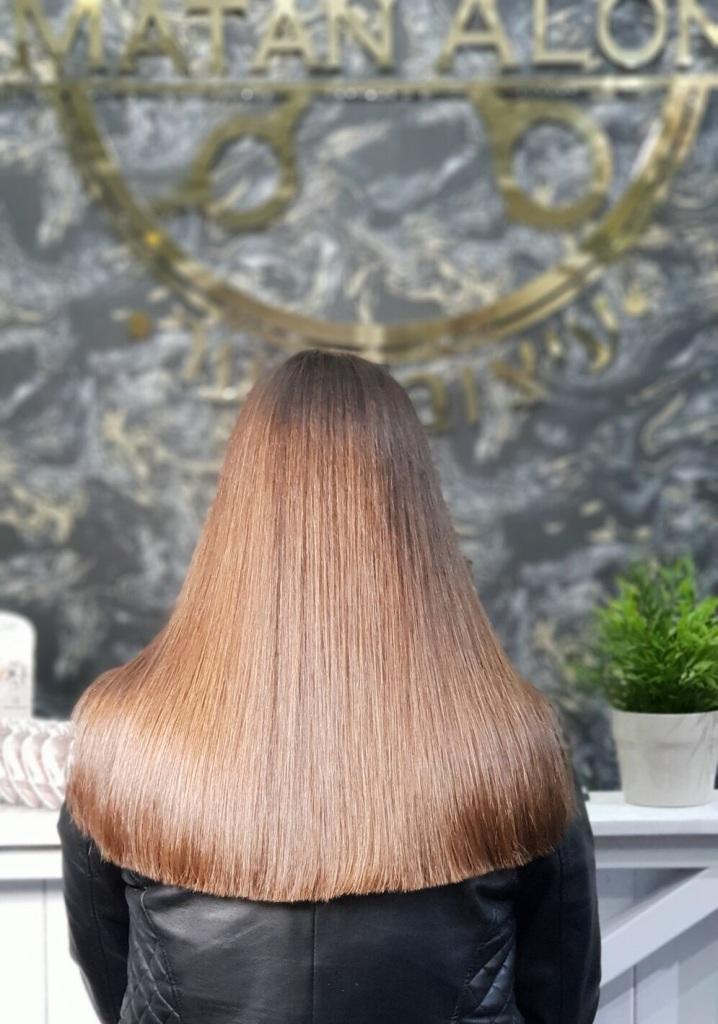 מתן אלון עיצוב שיער נתיבות