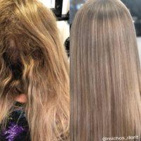 מיכוס ודורית - עיצוב שיער