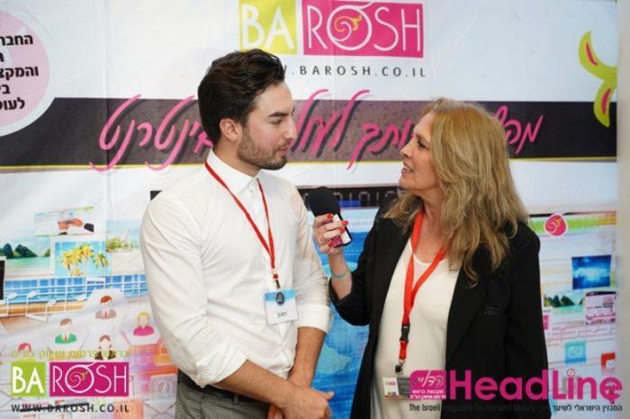 פארוק שמורטוב וריטה ברזילאי ראיון בראיון בלעדי למגזין הדליין