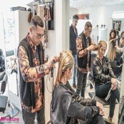 גדי עמר עיצוב שיער (צילום:חן בלחנס)