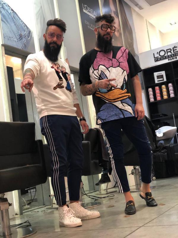 דודו ושמעון אדרי-עיצוב שיער עכו