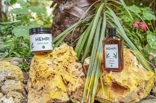 סדרת מוצרים לשיקום ובניית השיער –HEMPI