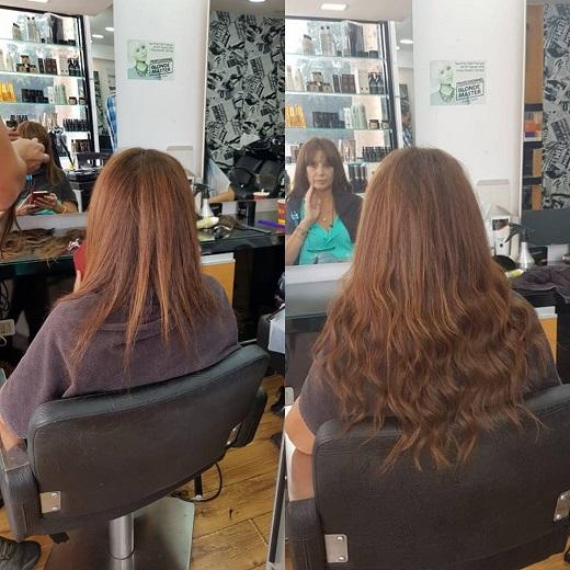 תוספות שיער בלייזר בראשון לציון - סרטון הדגמה