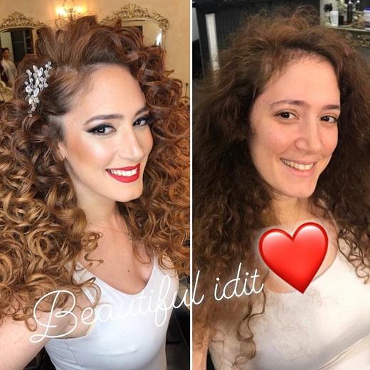 שיער ואיפור כלה – הכלות של קיץ 2019 בסלון גיורא