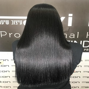 החלקת שיער באשקלון - לשיער מדהים בלי פשרות
