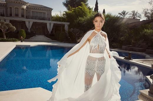 ליאנה מיכאלי – מעצבת שמלות כלה שאת חייבת להכיר