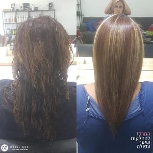 החלקות השיער של המרכז להחלקות שיער בעפולה – הטופ שבטופ
