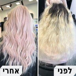 השיער שלך זוהר יותר – עם מאווה מעצבת השיער של אשדוד