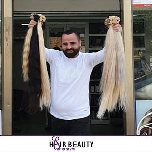 המומחה לתוספות שיער בעכו והצפון – לראש מלא שיער עשיר ובריא