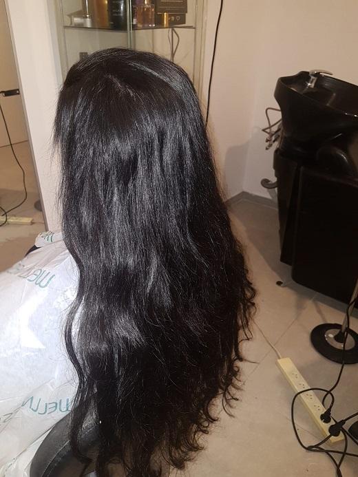 אחרי- תוספות שיער בעכו