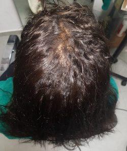 החלקת ז'אן דה פרל Jean De Perle בעכו הלוחשת לשיער