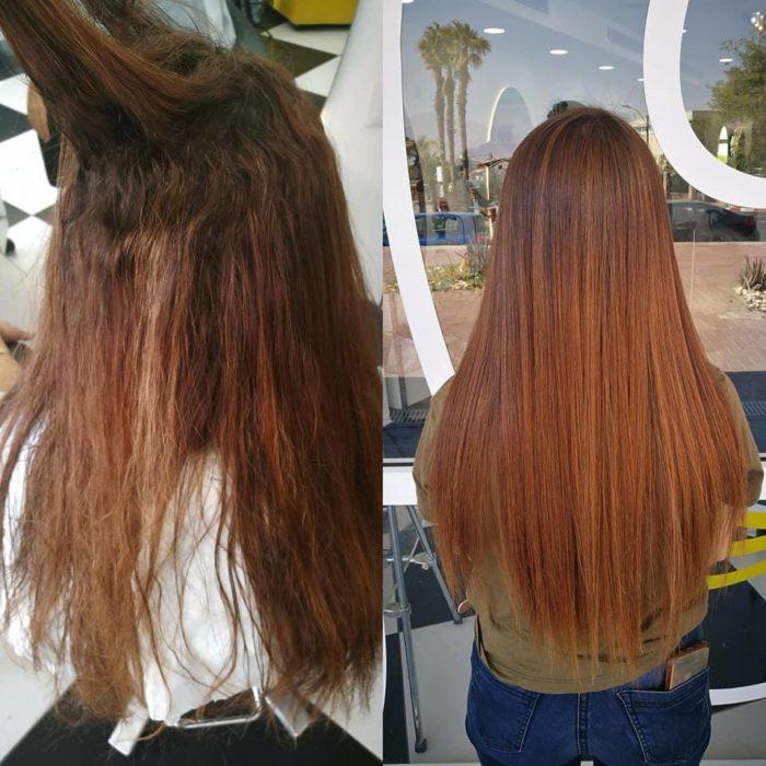 החלקת שיער בראשון לציון