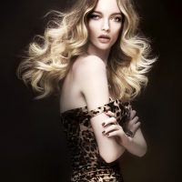 Hair by: Mark Leeson for Revlon Professional