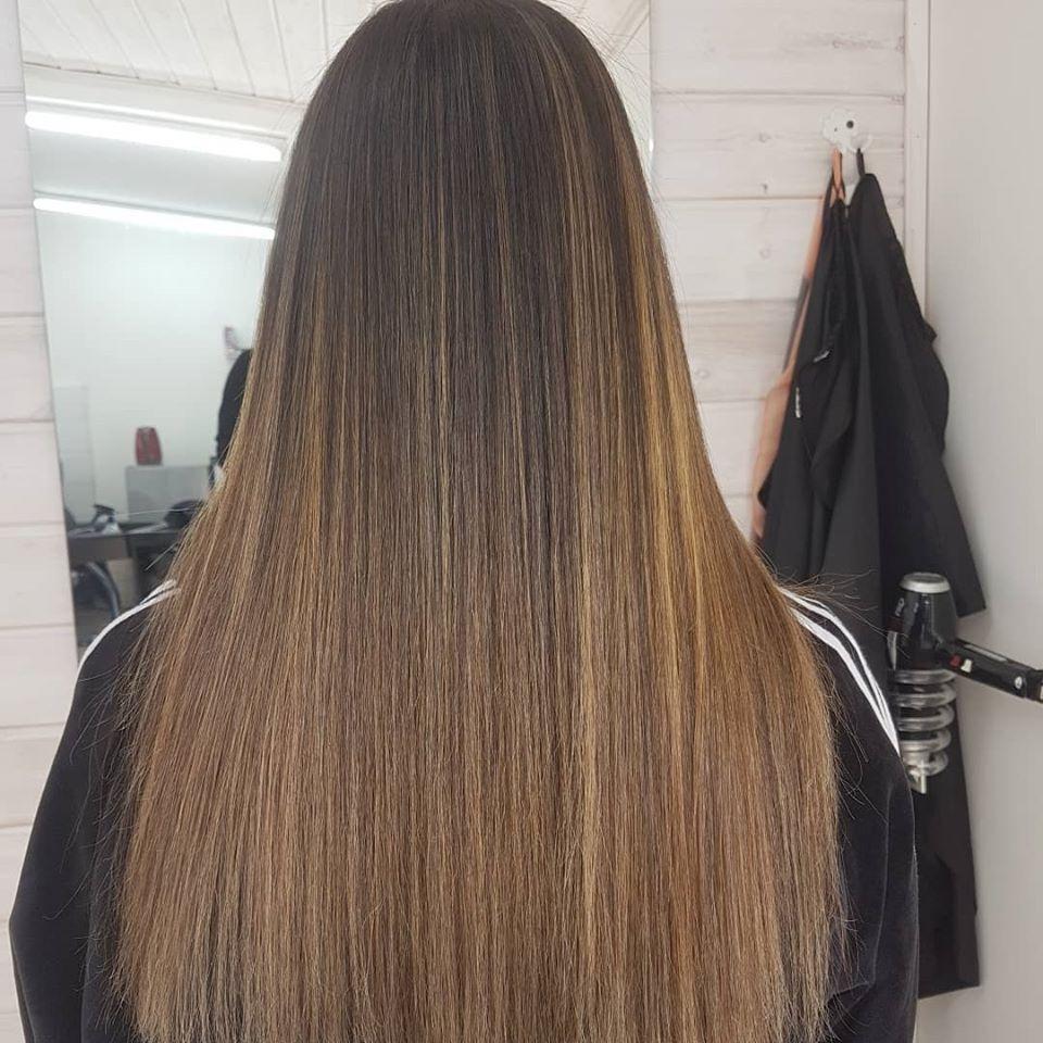 החלקת שיער בכפר שמאי