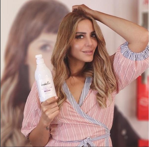 מוצרי טיפוח לשיער איזבלה
