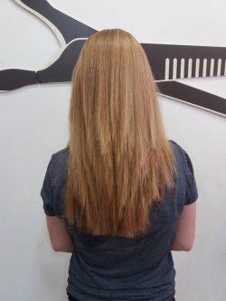 אורי שחגי - שיקום שיער פגום - אחרי
