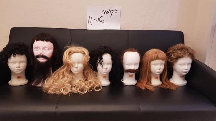 רבקה זהבי פאות ותוספות שיער