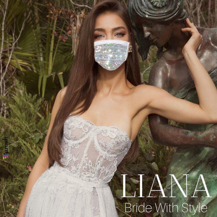 שמלות כלה - ליאנה