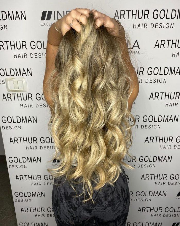 ארתור גולדמן עיצוב שיער בגן יבנה