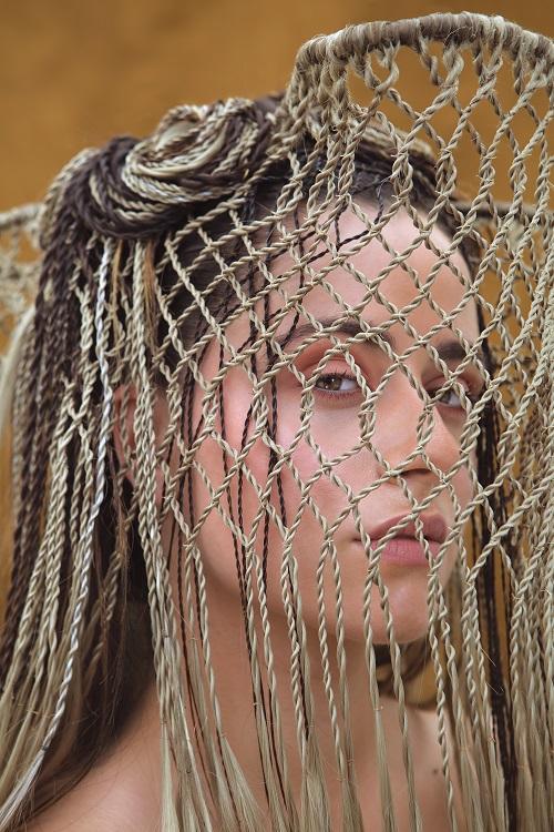 קולקציית מראות שיער ארוג
