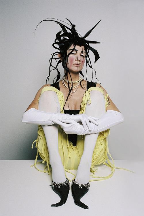 Collection: Nirvana Hair: Lyndal Salmon at BIBA Academy
