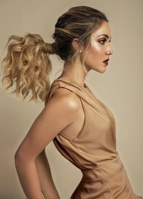 מראות שיער ברישול מכוון, לערב החג