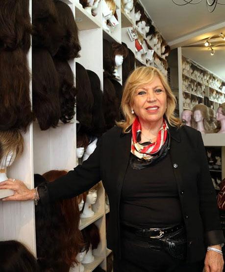 ענף עיצוב השיער הישראלי כואב את מותה של הגב' רבקה זהבי ז'ל